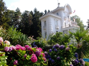 Ataturk's state-repossessed mansion in Trabzon