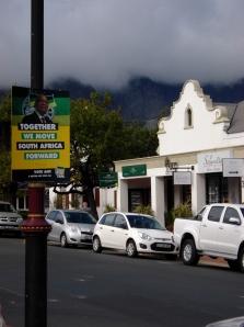 The ANC's Jacob Zuma
