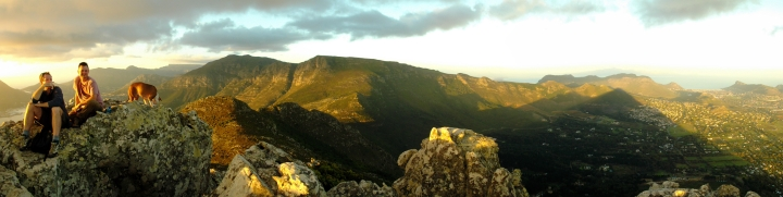 Panorama, Chappies Peak